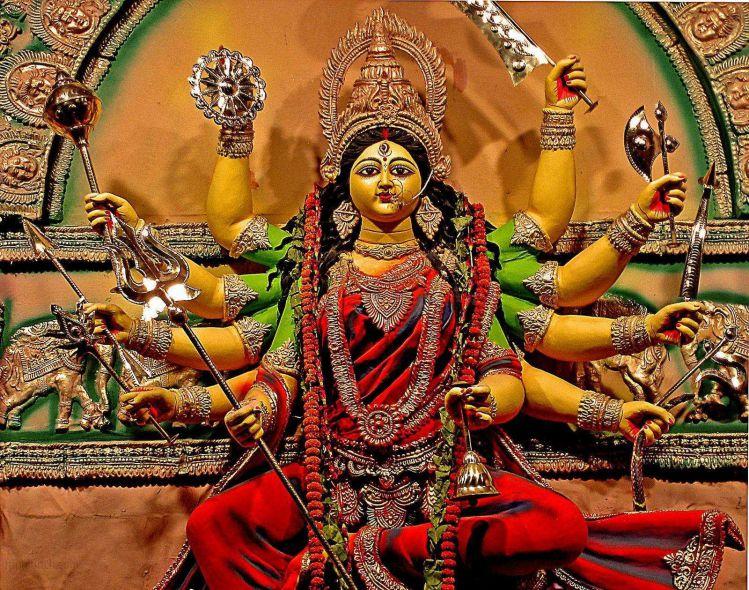 Durga Puja 2016 Date And Time Puja Vidhi Mantras Panchang