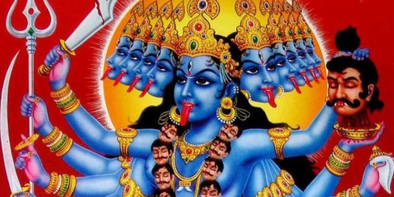 Powerful Kali Mantra For Protection- In Sanskrit, English