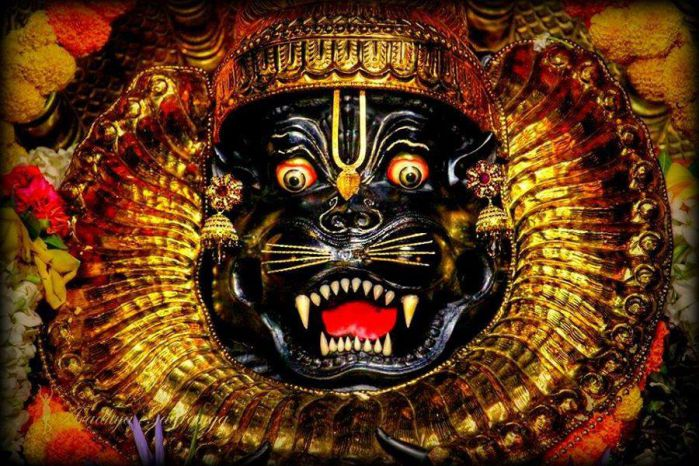 Powerful Narasimha Mantras - For Protection - With Meaning, Benefits