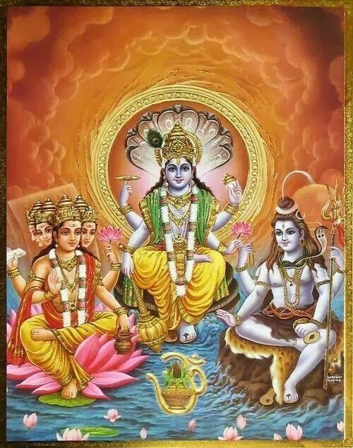 Relationship between Shiva and Vishnu