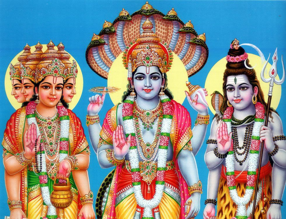 Origin of Lord Shiva and Vishnu - Relationship Between Shiva
