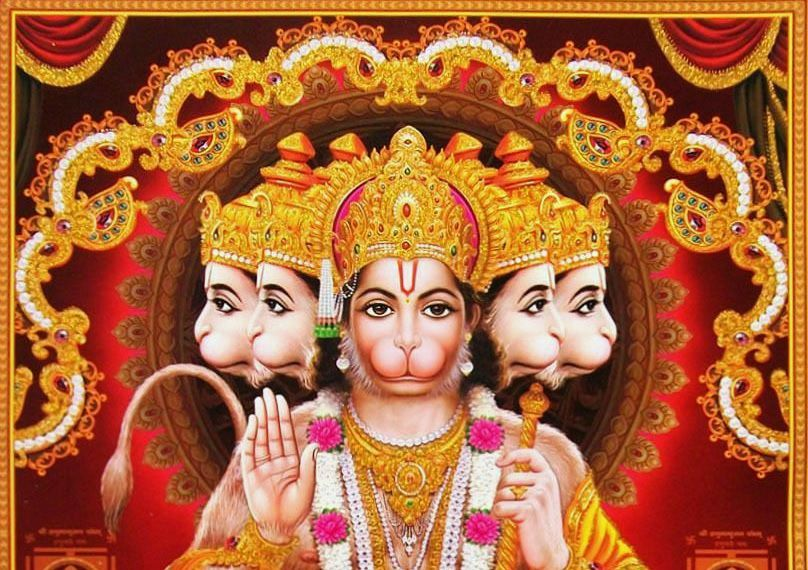 Panchmukhi Hanuman Mantra, Stotra - Benefits, Meaning - For