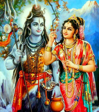 Shiva and Parvati - Symbol of Love, Devotion and