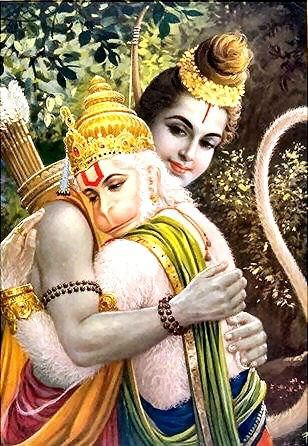 hanuman in valmiki ramayana and tulsidas ramcharitmanas