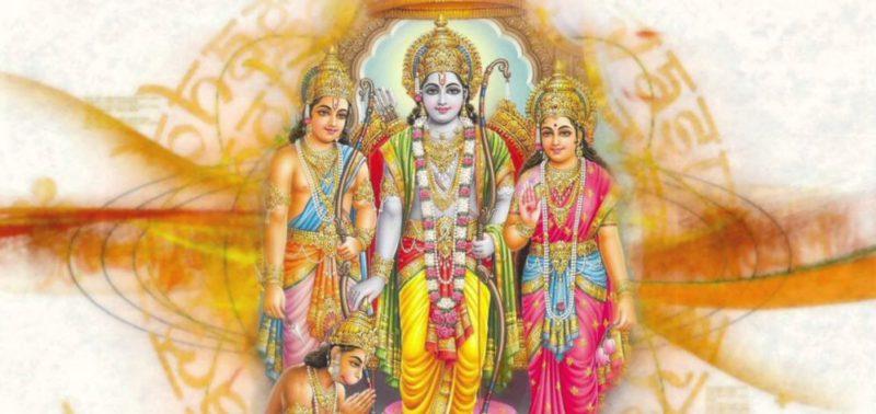 valmiki ramayana and tulsidas ramcharitmanas