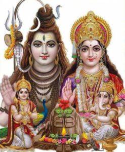 10 Reason to Worship Lord Shiva-Shiva Family