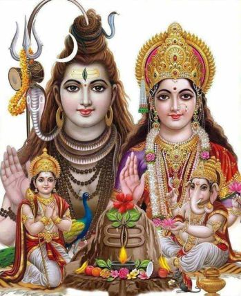 10 reasons you should worship lord shiva lord shiva and life values shiva considers family to be an important aspect of life voltagebd Gallery