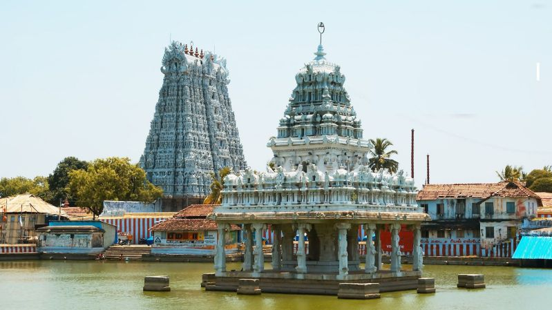 Thanumalayan Temple Suchindram