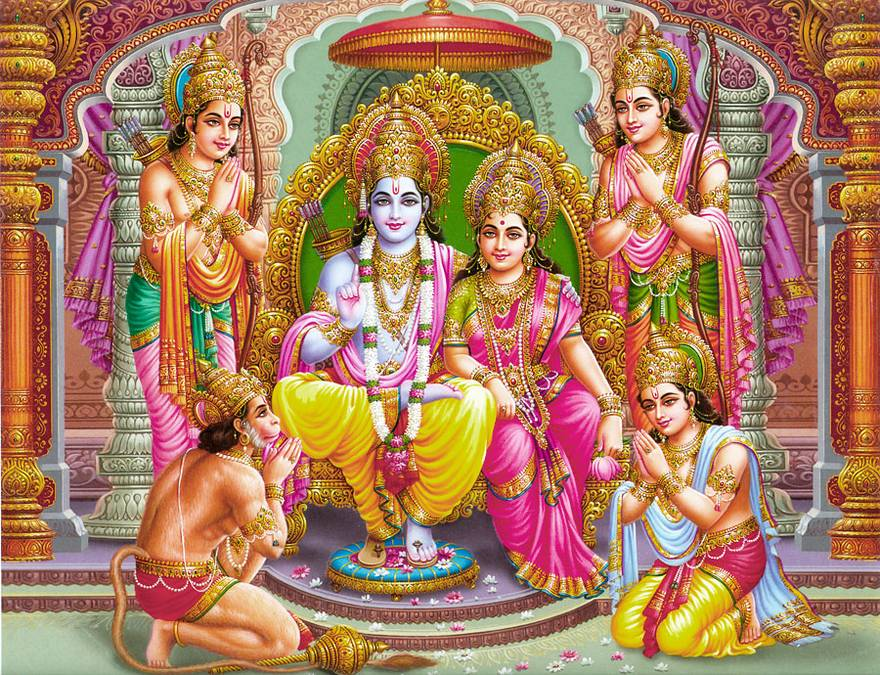 Lord Rama Mantra | Ram Mantra for Success, Benefits