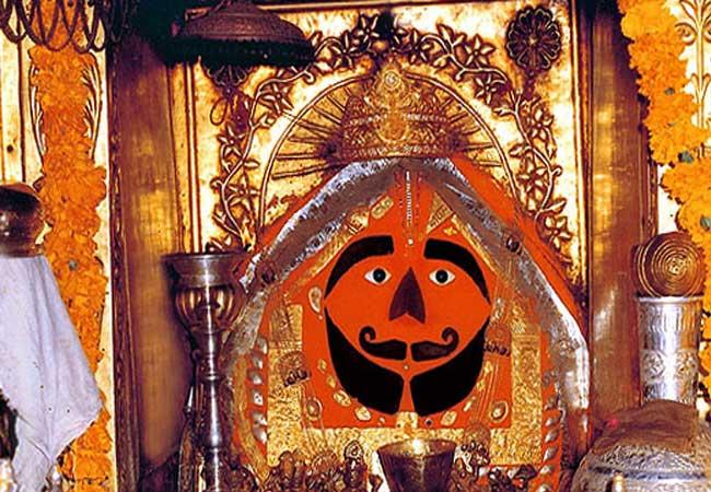 Salasar Balaji Temple - Famous hanuman Temples in india
